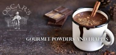 Powders - Frappes